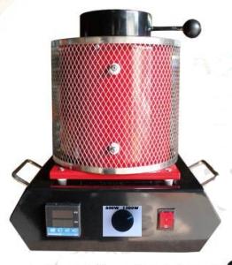 Tungku Peleburan Emas 600 watt
