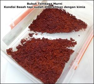 Bubuk Serbuk Tembaga Copper Powder