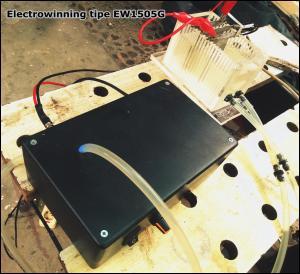 Electrowinning EW1505G