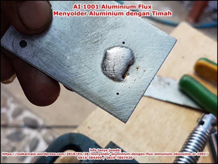 AI1001 aluminium solder flux