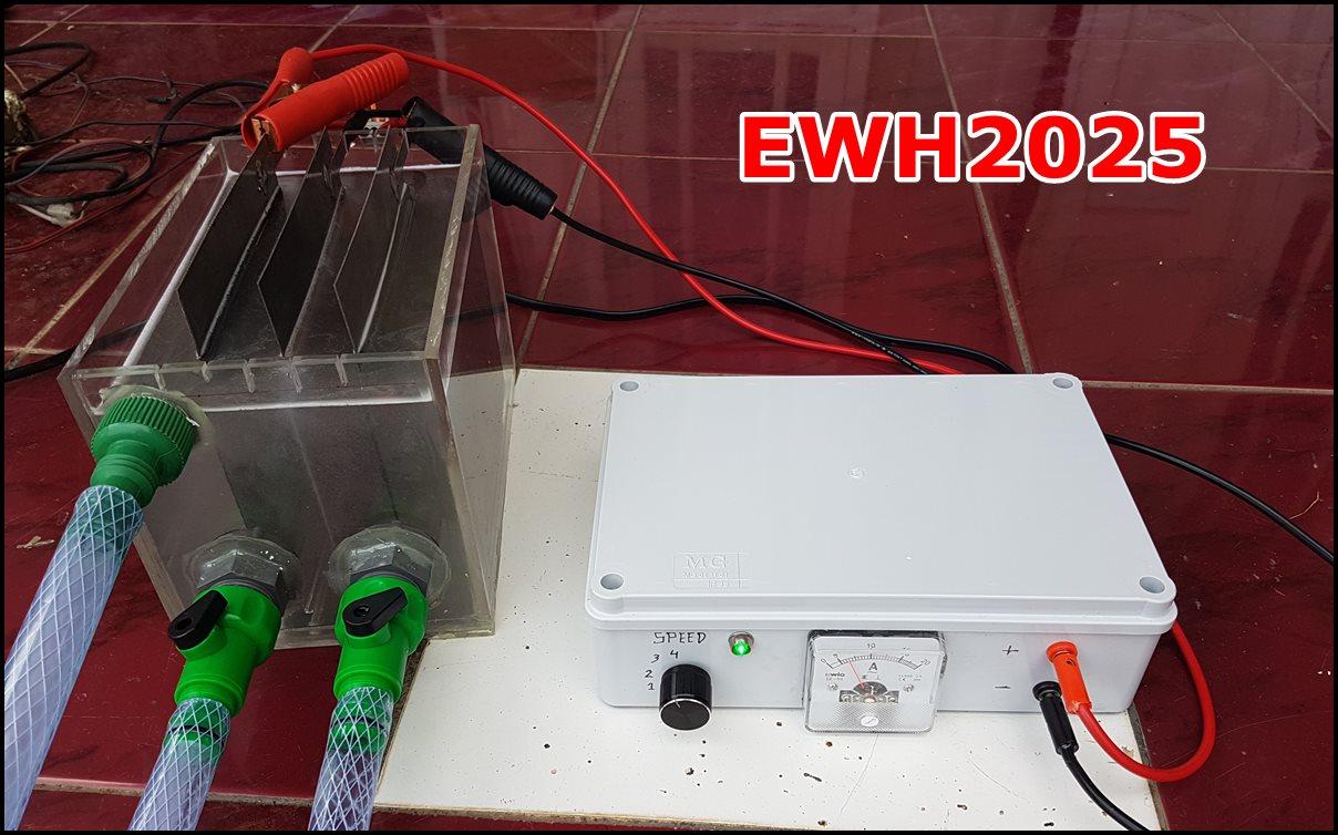 Electrowinning EWH2025