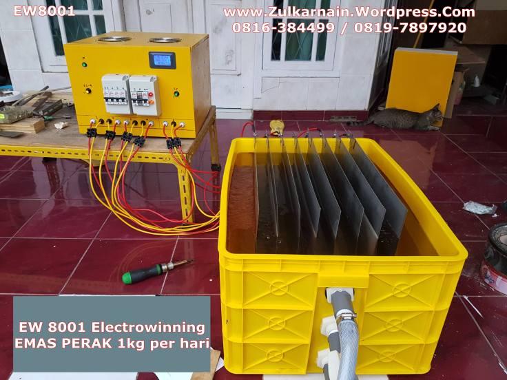 Electrowinning ew8001
